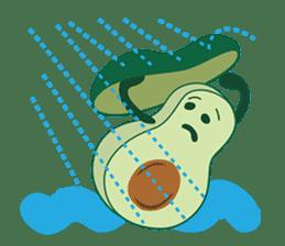 Avocado Brothers sticker #109546