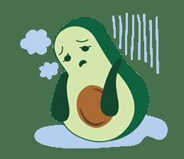 Avocado Brothers sticker #109547