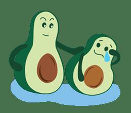 Avocado Brothers sticker #109548