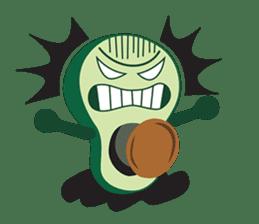 Avocado Brothers sticker #109550