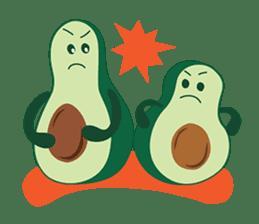 Avocado Brothers sticker #109551