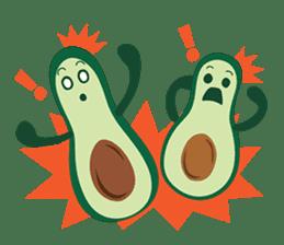 Avocado Brothers sticker #109552