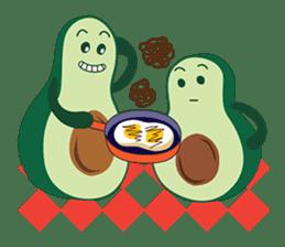 Avocado Brothers sticker #109553