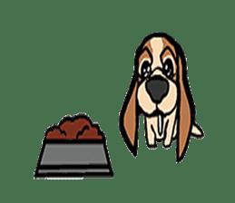 animal character sticker #110017