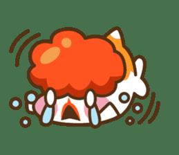 Yoikono Kingyo sticker #111989