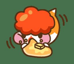 Yoikono Kingyo sticker #111995