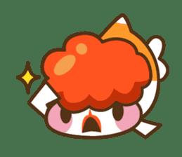 Yoikono Kingyo sticker #111998