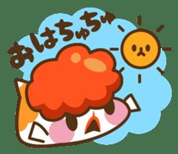 Yoikono Kingyo sticker #112003