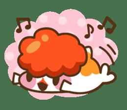 Yoikono Kingyo sticker #112008