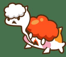 Yoikono Kingyo sticker #112019