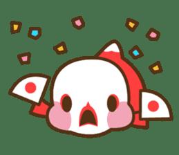 Yoikono Kingyo sticker #112020