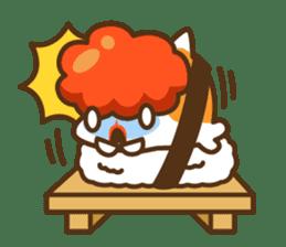 Yoikono Kingyo sticker #112022