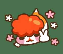 Yoikono Kingyo sticker #112023