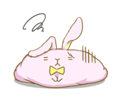 [Fluffy Angorabbit] sticker #112432