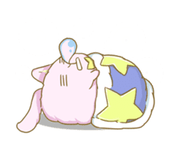 [Fluffy Angorabbit] sticker #112451