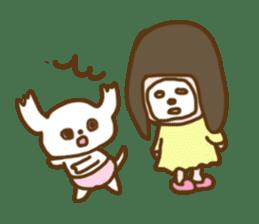 Sawabe's whim sticker #112589