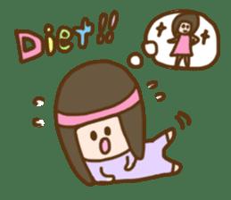 Sawabe's whim sticker #112590