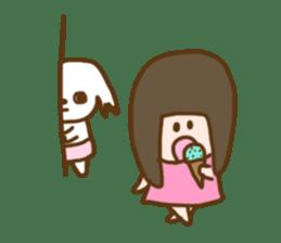 Sawabe's whim sticker #112603