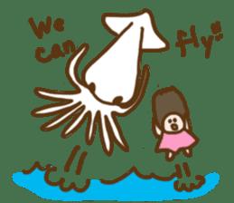 Sawabe's whim sticker #112623