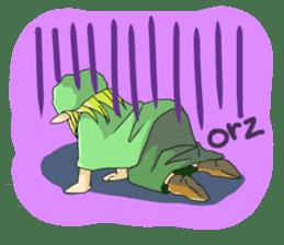 Ogiri girls laugh and cry sticker #112772