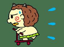 Moz's Daily Life sticker #112837