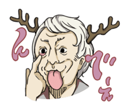 [Funny Face Stamp] sticker #113132