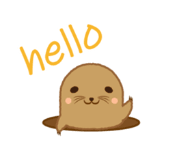 yuruyuru Animals sticker #113284