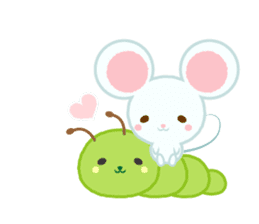 yuruyuru Animals sticker #113297