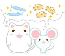 yuruyuru Animals sticker #113303