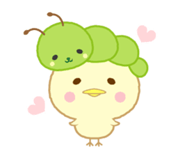 yuruyuru Animals sticker #113307