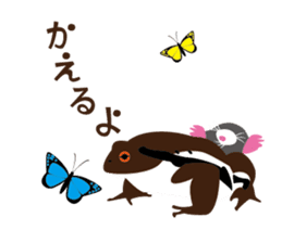 Chat Chat with Animals sticker #113317
