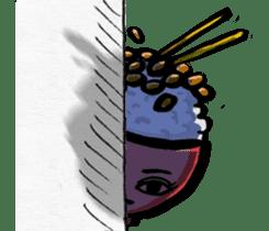 NATTO-KUSAKO sticker #113637