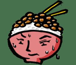 NATTO-KUSAKO sticker #113654