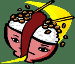 NATTO-KUSAKO sticker #113655