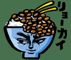 NATTO-KUSAKO sticker #113664