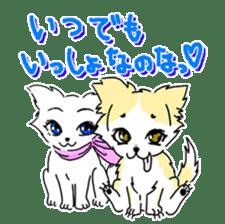CHINAKO's EVERYDAY  - CHINAKO THE DOG - sticker #114395