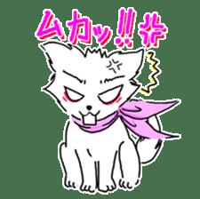 CHINAKO's EVERYDAY  - CHINAKO THE DOG - sticker #114397