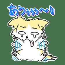 CHINAKO's EVERYDAY  - CHINAKO THE DOG - sticker #114401