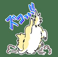 CHINAKO's EVERYDAY  - CHINAKO THE DOG - sticker #114405