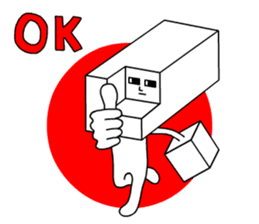 KIRIKUCHIKUN sticker #114427