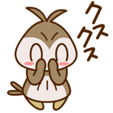 MIMIZUKUN and IMOTAN sticker #114962