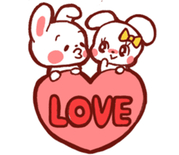 marron's pop animals sticker #116094