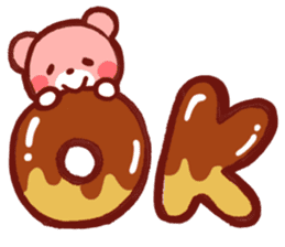 marron's pop animals sticker #116100