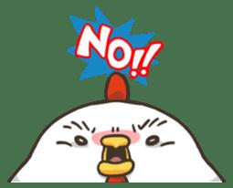 Boiling OSSAN Eggs! sticker #116456
