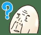 Boiling OSSAN Eggs! sticker #116465
