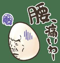 Boiling OSSAN Eggs! sticker #116471