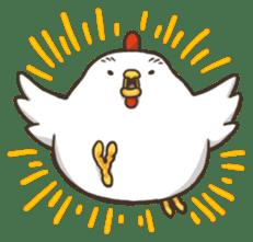 Boiling OSSAN Eggs! sticker #116482