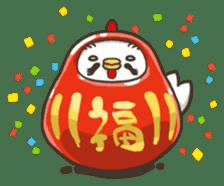 Boiling OSSAN Eggs! sticker #116484