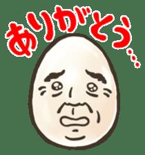 Boiling OSSAN Eggs! sticker #116485