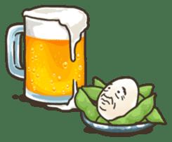 Boiling OSSAN Eggs! sticker #116490